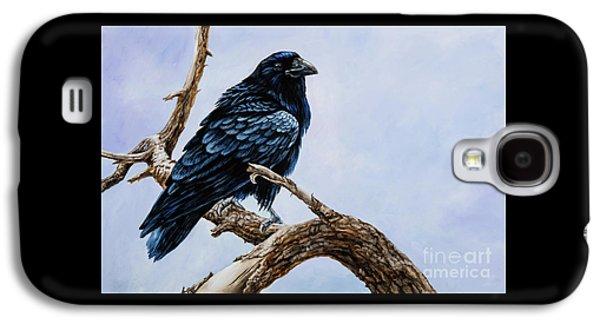 Raven Galaxy S4 Case