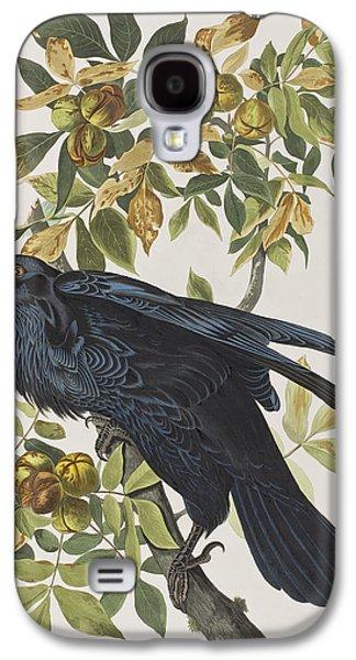 Raven Galaxy S4 Case by John James Audubon