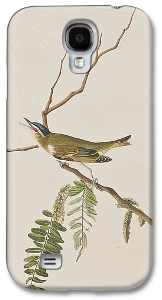 Red Eyed Vireo Galaxy S4 Case