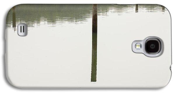 Reflecting Poles Galaxy S4 Case by Karol Livote