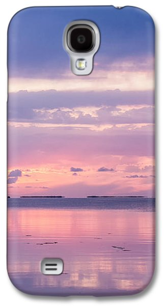 Reflections At Sunset In Key Largo Galaxy S4 Case