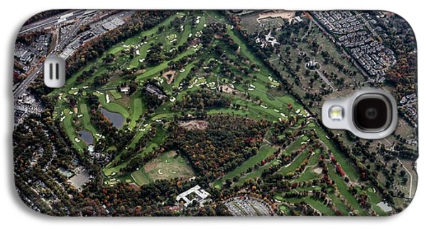 Ridgewood Country Club Aerial Photo Galaxy S4 Case