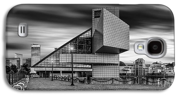 Rock And Roll Hall Of Fame  Galaxy S4 Case by James Dean