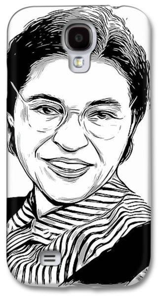 Rosa Parks Galaxy S4 Case