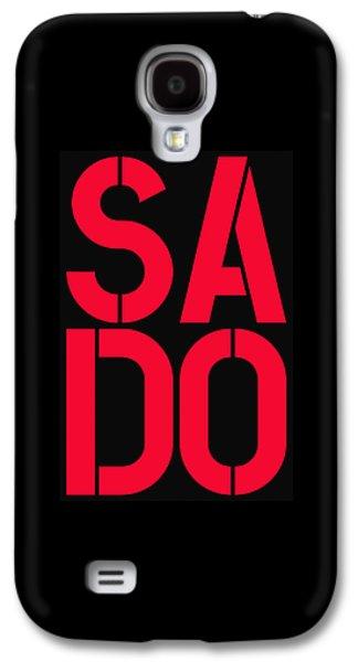 Sado Galaxy S4 Case