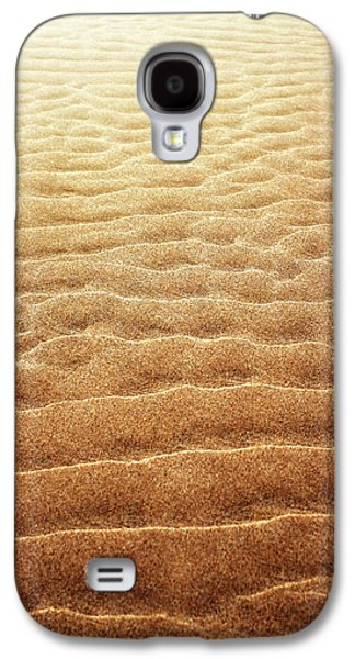 Sand Background Galaxy S4 Case by Carlos Caetano