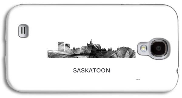Saskatoon Sask.skyline Galaxy S4 Case