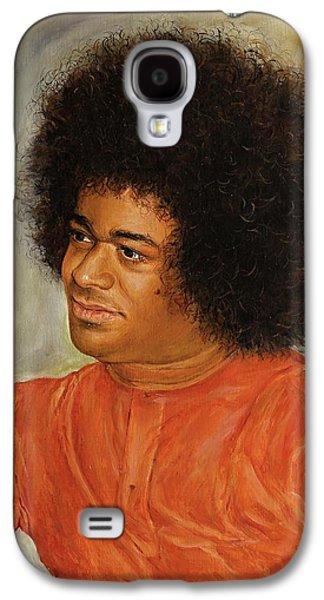 Sathya Sai Baba Galaxy S4 Case