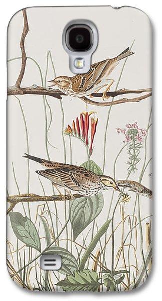 Savannah Finch Galaxy S4 Case