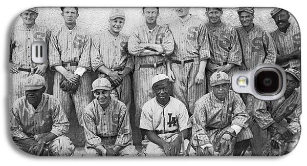 Sf Seals Baseball Team Galaxy S4 Case
