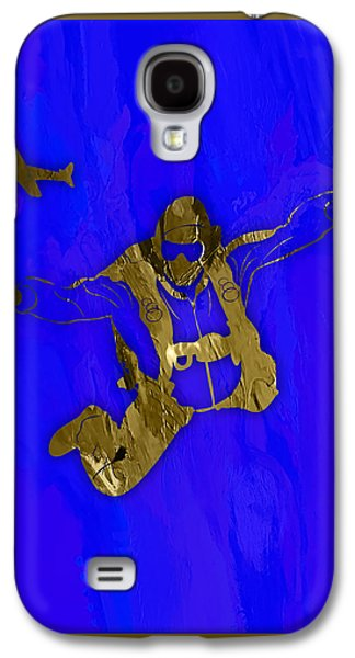 Skydiving Collection Galaxy S4 Case