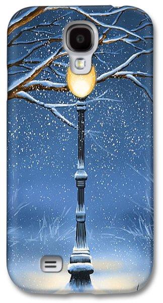 Snow Galaxy S4 Case