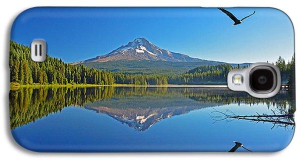 Soaring Bald Eagle Galaxy S4 Case