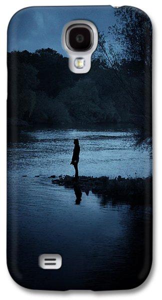 Solitude Galaxy S4 Case by Cambion Art