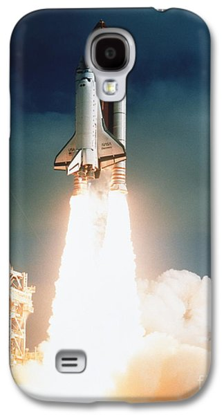 Space Shuttle Launch Galaxy S4 Case by NASA Science Source