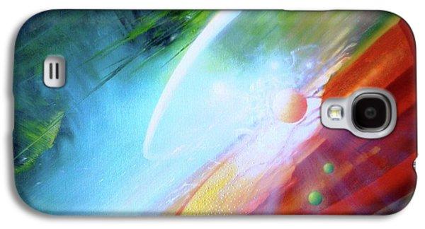 Sphere Sp  Galaxy S4 Case by Drazen Pavlovic
