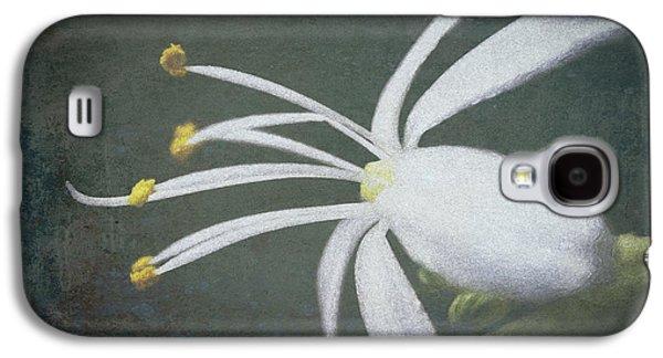 Spider Plant Flower II Galaxy S4 Case