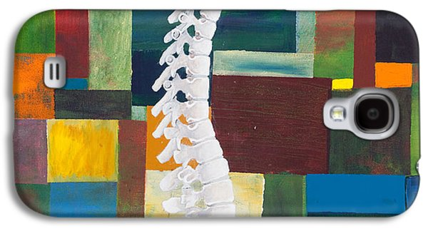 Spine Galaxy S4 Case by Sara Young