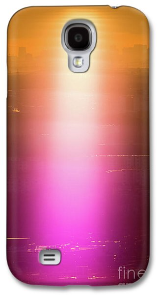 Spiritual Light Galaxy S4 Case