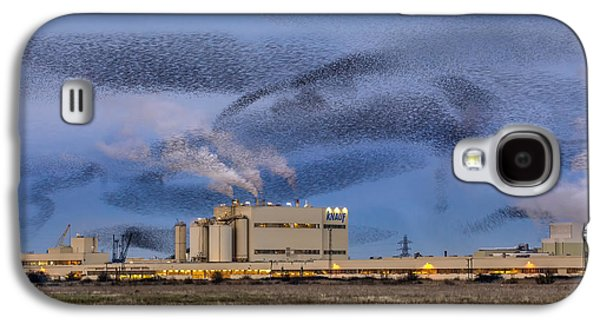 Starling Mumuration Galaxy S4 Case