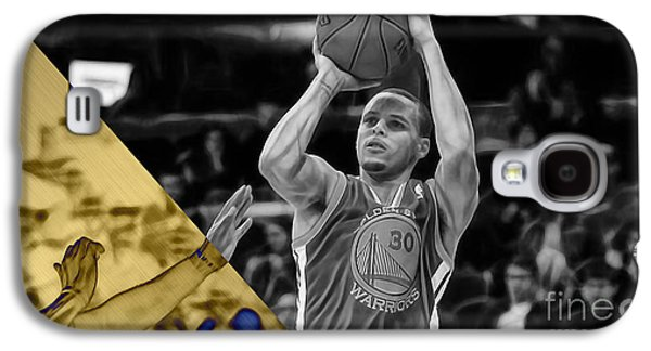 Steph Curry Collection Galaxy S4 Case