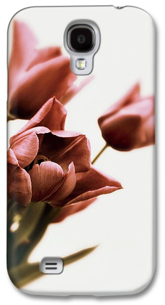 Galaxy S4 Case featuring the photograph Still Life Tulips by Jessica Jenney