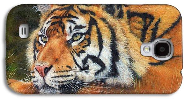 Sumatran Tiger  Galaxy S4 Case