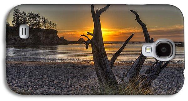 Sunset Bay Galaxy S4 Case