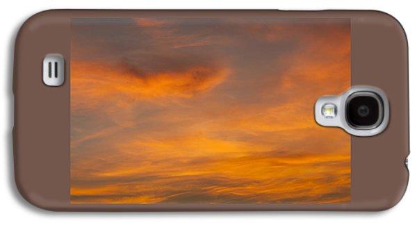 Sunset Over Puget Sound Galaxy S4 Case