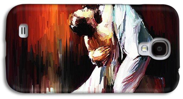 Tango Couple Dance 01 Galaxy S4 Case by Gull G