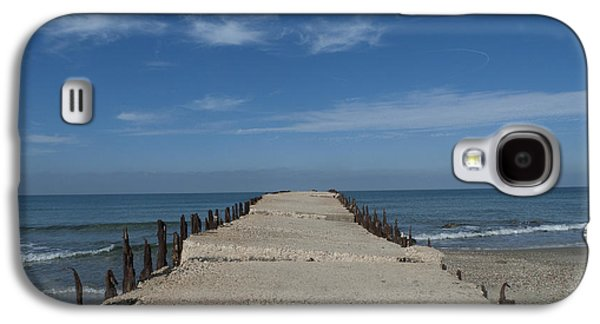 Tel Aviv Old Port 3 Galaxy S4 Case