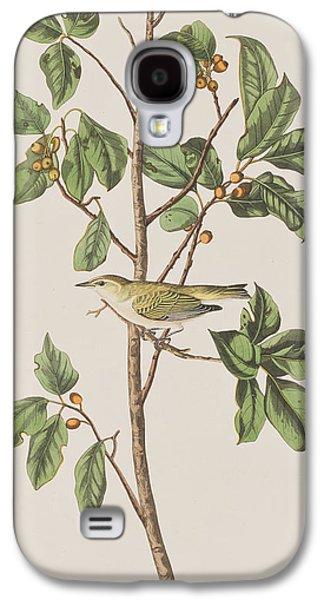 Tennessee Warbler Galaxy S4 Case by John James Audubon