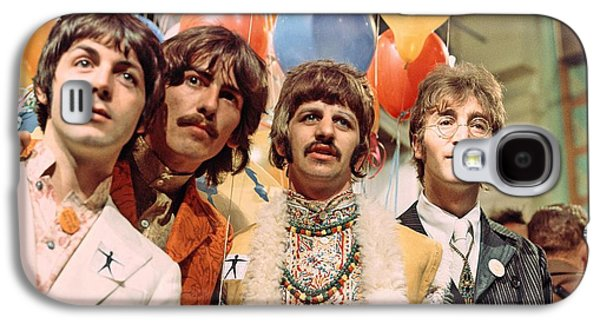 The Beatles Sgt. Pepper Release Party Galaxy S4 Case