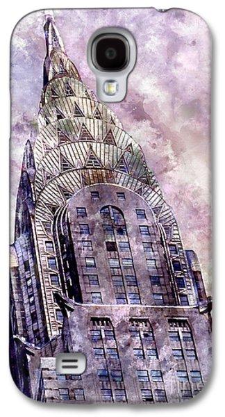 The Chrysler Building Galaxy S4 Case by Jon Neidert