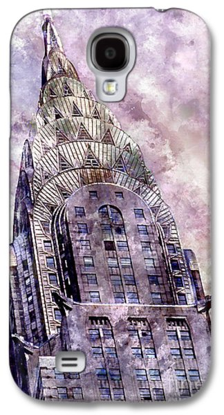 The Chrysler Building Galaxy S4 Case by Jon Neidert