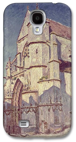 The Church At Moret Galaxy S4 Case