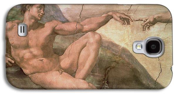 The Creation Of Adam Galaxy S4 Case