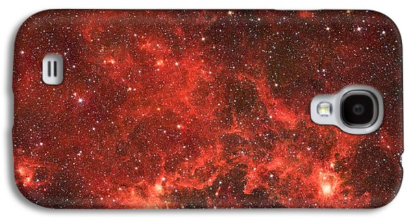 The Dragon Fish Nebula Galaxy S4 Case