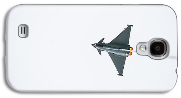 The Eurofighter Typhoon Galaxy S4 Case