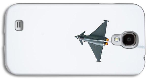 The Eurofighter Typhoon Galaxy S4 Case