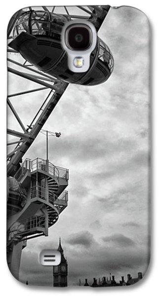 The London Eye Galaxy S4 Case by Martin Newman
