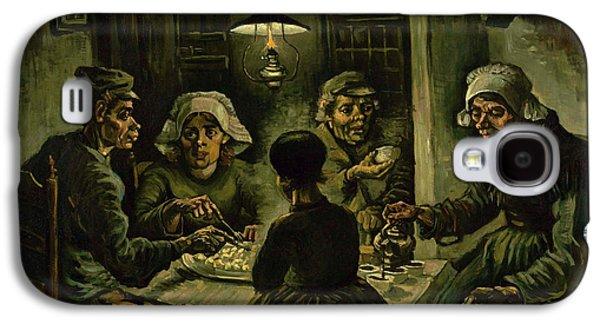 The Potato Eaters, 1885 Galaxy S4 Case