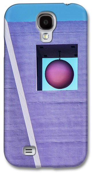 The Purple Tower At Pershing Square Galaxy S4 Case