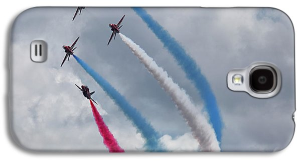 The Red Arrows Galaxy S4 Case