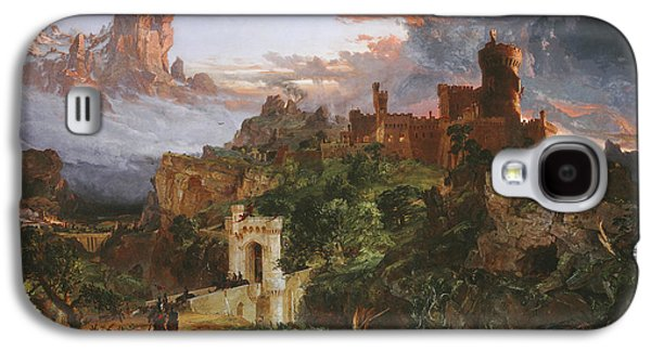 The Spirit Of War Galaxy S4 Case by Jasper Francis Cropsey