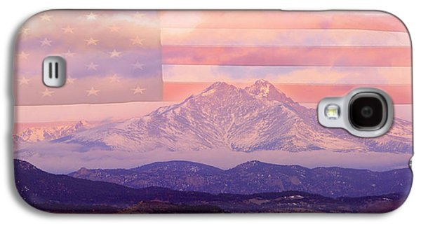 The Twin Peaks - 9-11 Tribute Galaxy S4 Case by James BO  Insogna