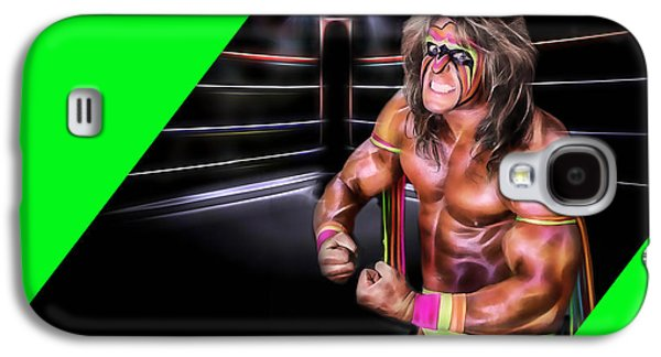 The Ultimate Warrior Collection Galaxy S4 Case by Marvin Blaine