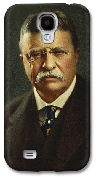 Theodore Roosevelt - President Of The United States Galaxy S4 Case