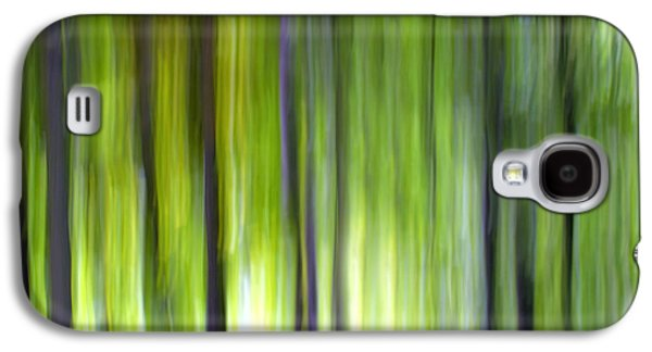 Trees Galaxy S4 Case by Silke Magino