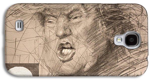 Trump Galaxy S4 Case by Ylli Haruni